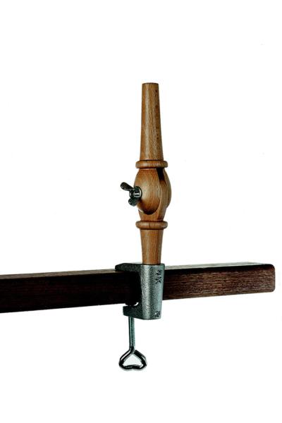 soporte de madera articulado