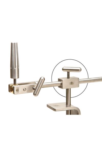 soporte articulado con base horizontal