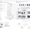 Características cámara de diagnóstico API 203