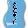 floppy azul