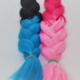 fibra k-braids 2 colores