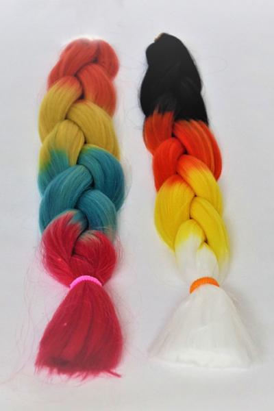 fibra k-braids 4 colores