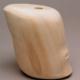 molde de madera para barbas y bigotes