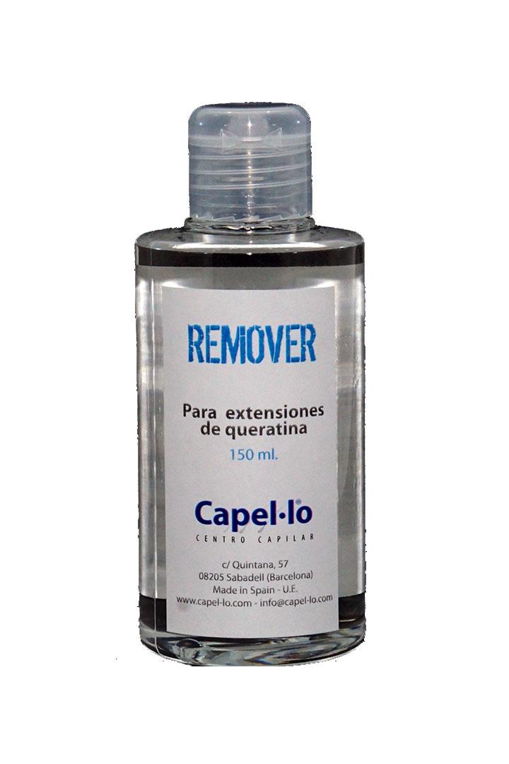 remover extensiones keratina