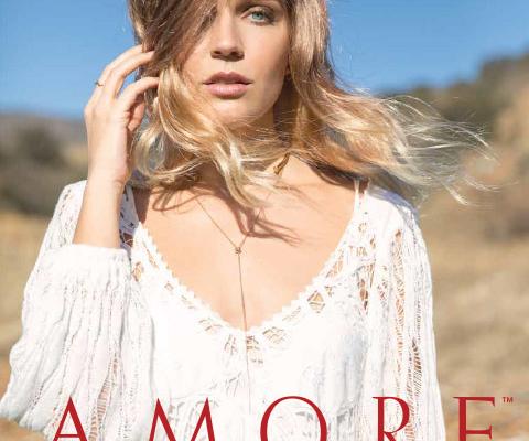 portada catálogo amore 2018