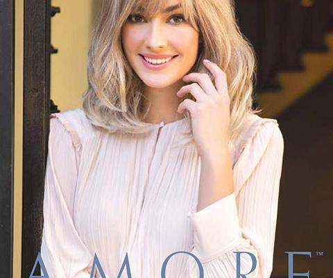 portada catálogo amore 2019