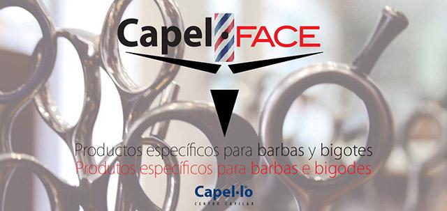 portada catálogo capel face