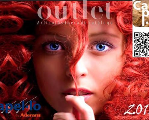 portada catálogo oulet