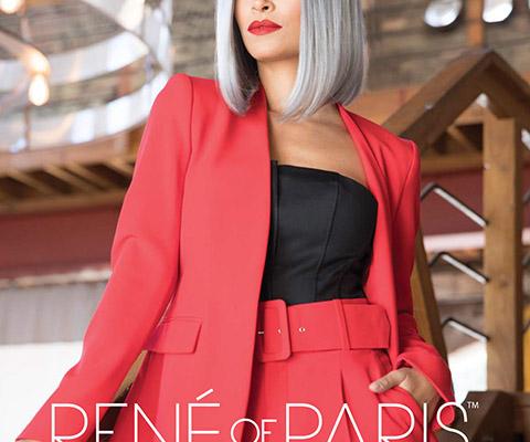 portada catálogo René Of Paris 2019