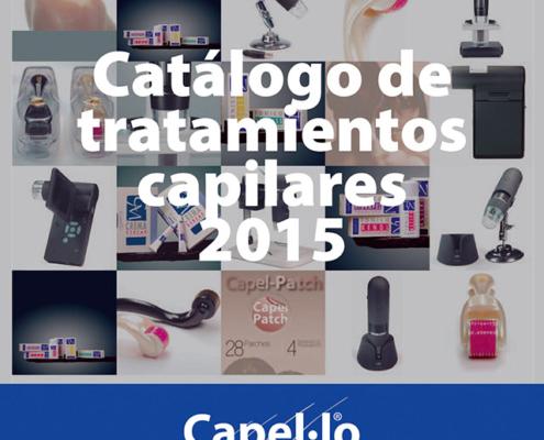 portada catálogo tratamientos capilares
