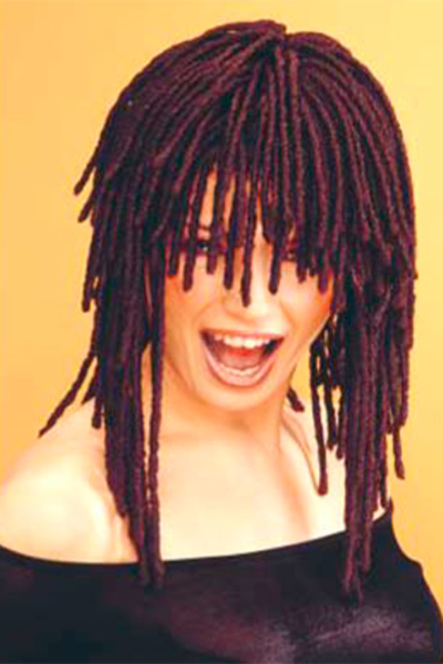 peluca africa