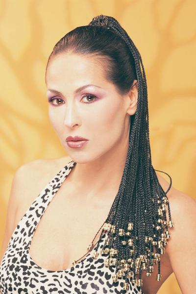 peluca egipto