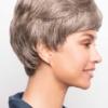 Vista lateral de la peluca Dixie de la colección Amore