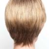 Vista trasera de la peluca Connie de la colección Amore