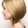 Vista lateral de la peluca Codi de la colección Amore