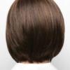 Vista trasera de la peluca Regan de la colección Amore