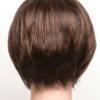 Parte trasera de la peluca Shay de la colección Amore