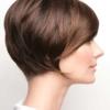 Parte lateral de la peluca Shay de la colección Amore