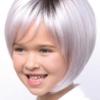 Vista frontal de la peluca Kensley de la colección Amore