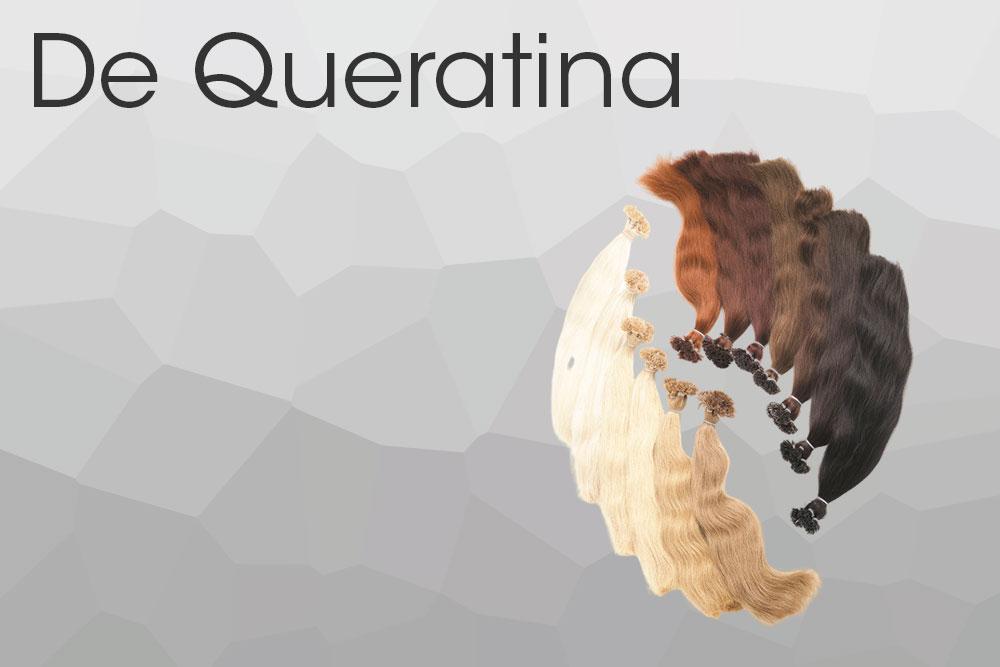 menú extensiones de queratina