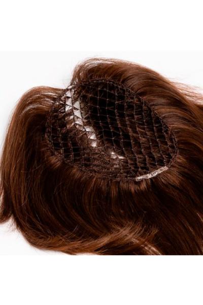 Postizo Luxury Net Light de 22 cm de cabello natural de la colección Fair Fashion